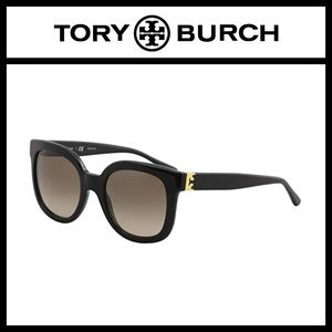 Tory Burch TY7104 Polarized Havana Sunglasses NWT